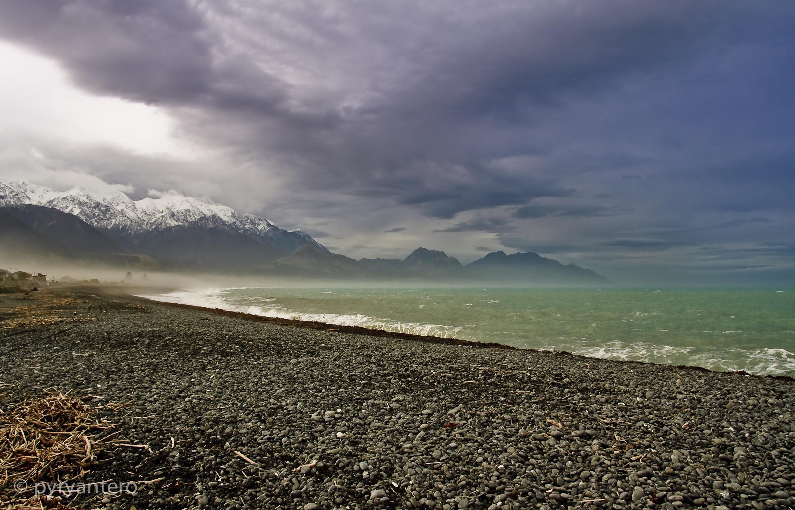 Old beach, Kaikoura, South Island, New Zealand. Pyry Antero Pietiläinen Photography, pyryantero