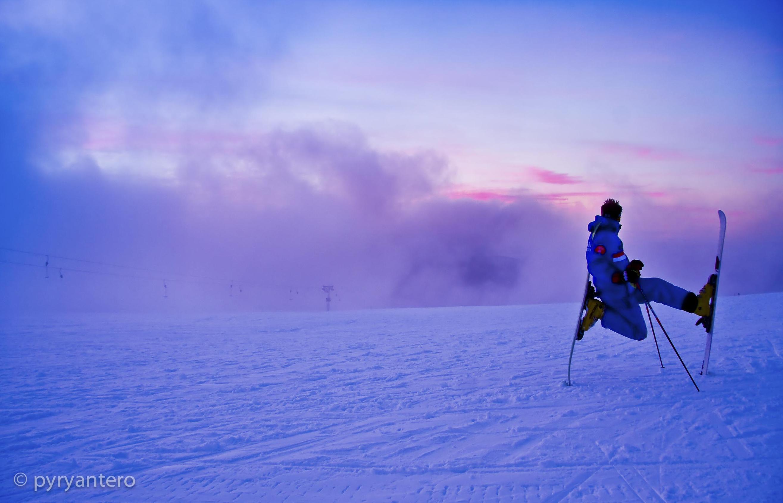 Mount Buller Australia  City pictures : Ski instructor in Mt Buller, Victoria, Australia. Mount Buller. Pyry ...